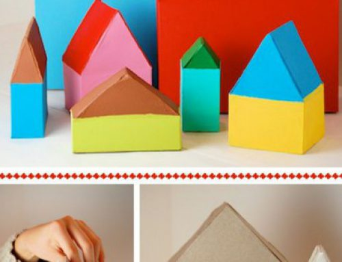 Building a Cardboard Box City!